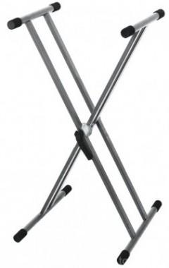 Стойка Gewa Keyboard Stand Silver Grey