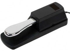 Педаль Vision AP-PD01 Silver