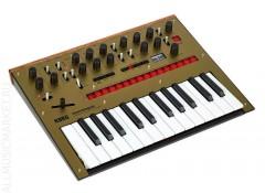 Монофонический аналоговый синтезатор KORG MONOLOGUE-GD