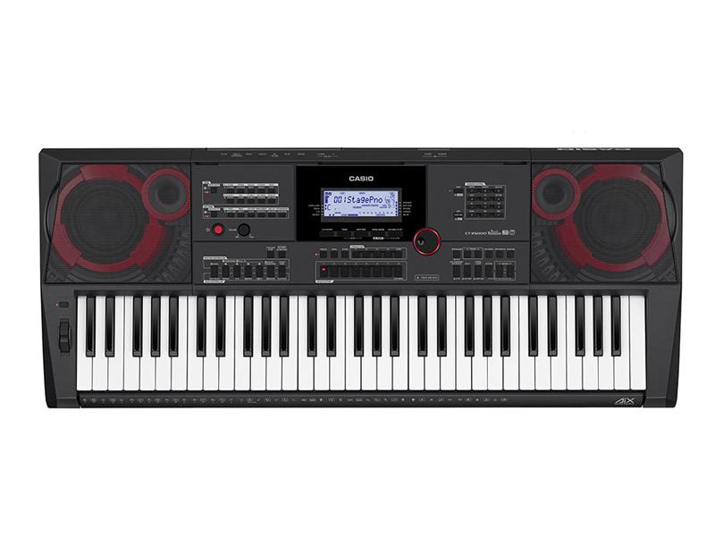Синтезатор Casio CT-X5000: фото
